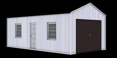 Модульные гаражи