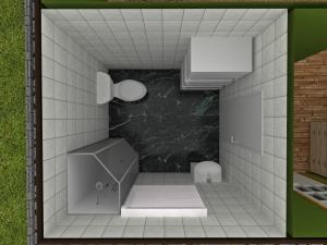 Дачний будиночок 6х7.5м фото всередині