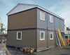 Модульное здание из типичных блок-контейнеров